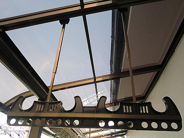 サンライズテラスR屋根タイプ(サイズ 4.0間(7566mm)× 5尺(1544mm)