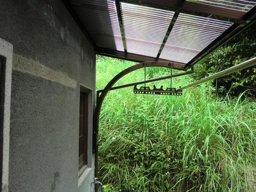 NTAテラス ノンポール(柱無し) 1.0間(1968mm) x 4 尺 (出幅1206mm )