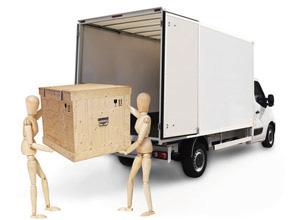 荷物を積むイメージ