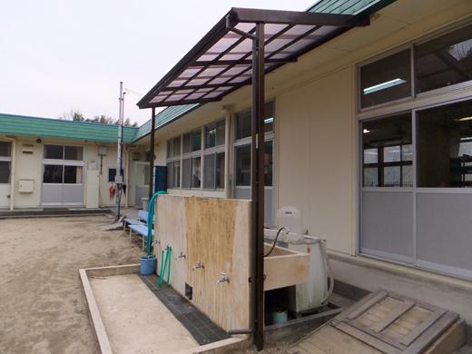 NTAテラス 2.0間(3762mm)×6尺(1802mm)  標準柱仕様