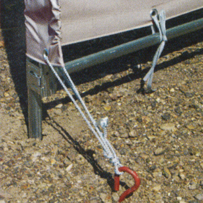 軽用 パイプ車庫 埋込み式車庫 幅2.5m×奥行4.0m×高さ2.4m