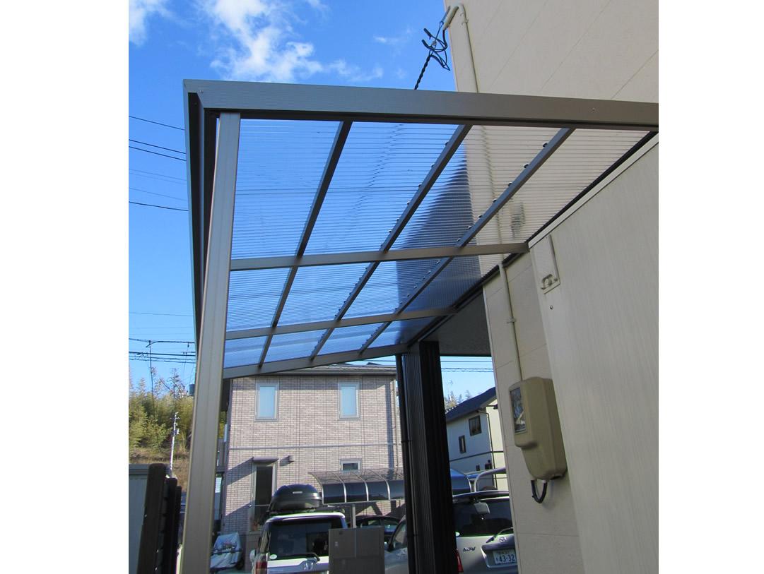 「KTテラス」 2.0間×6尺