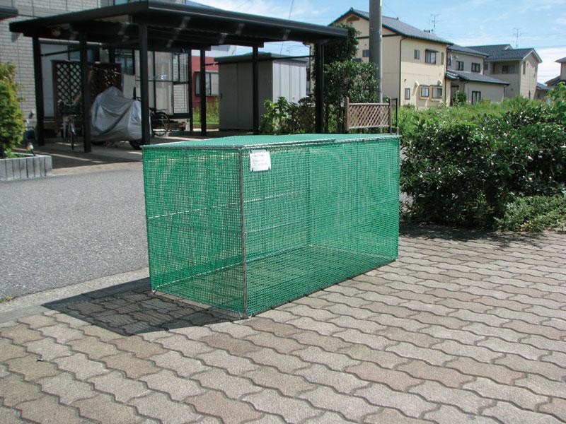 折り畳み式ゴミ収集ボックス