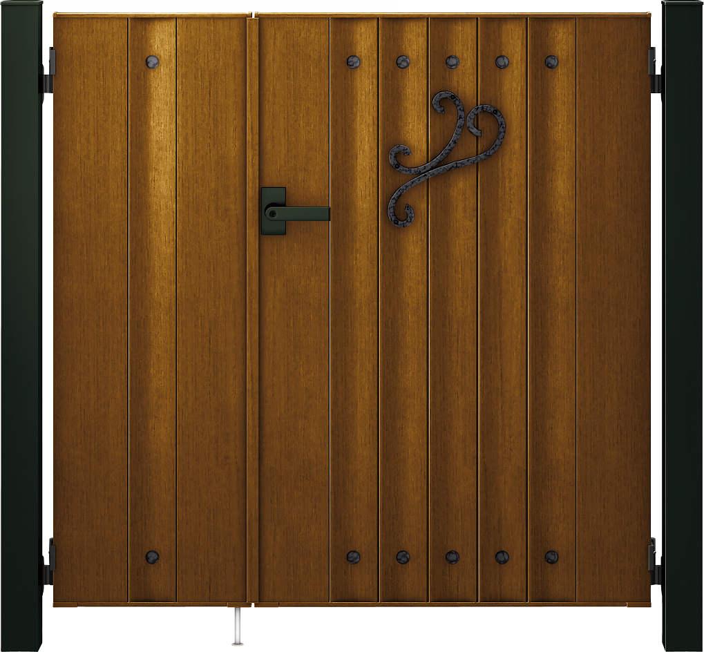 YKK門扉「BM02型」