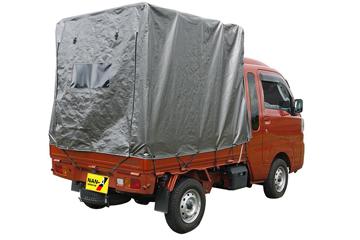 軽トラック幌セット ハイゼットジャンボ専用
