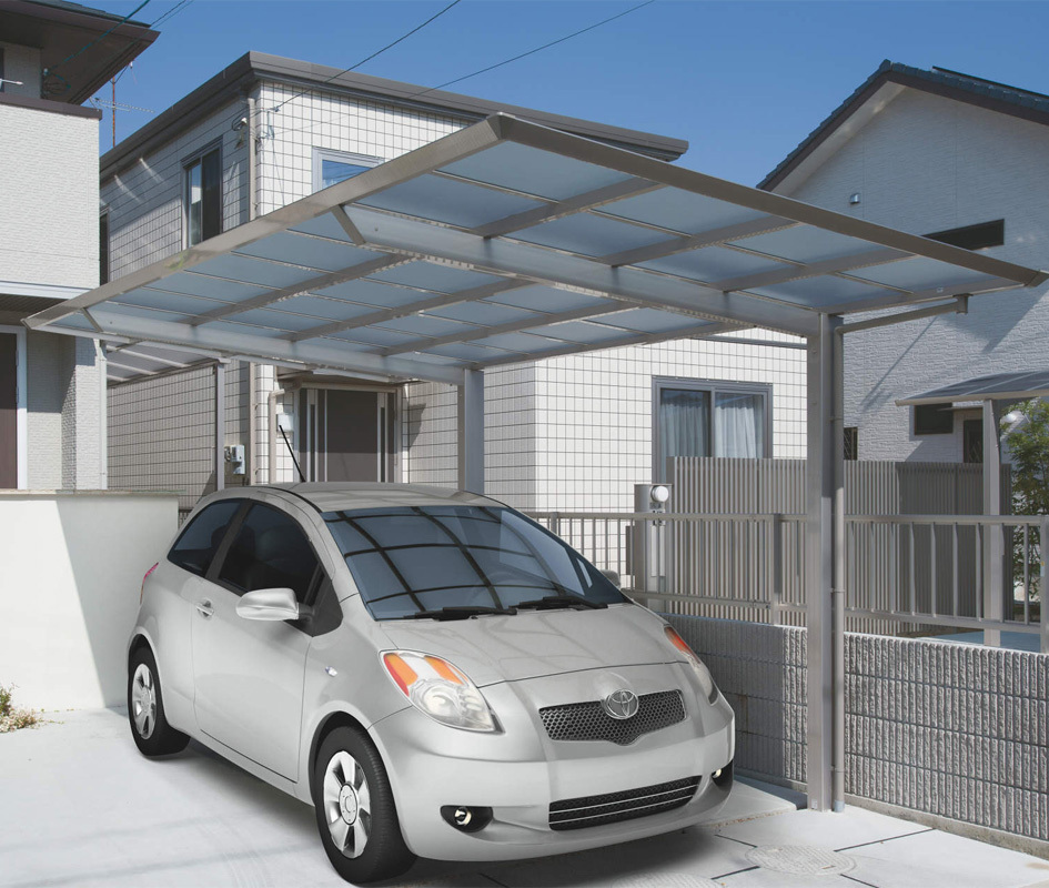 1台用フラット屋根カーポート「フラットポート」