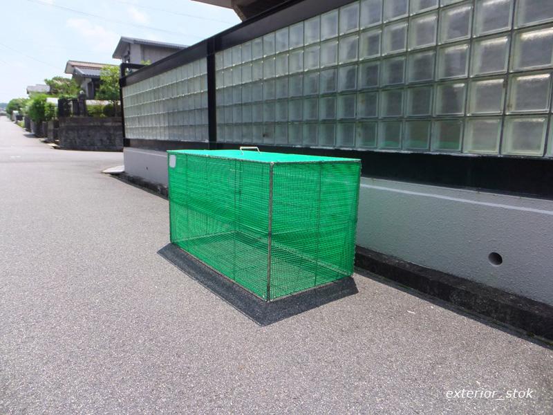 折り畳み式ゴミ収集ボックスK-120・K-180