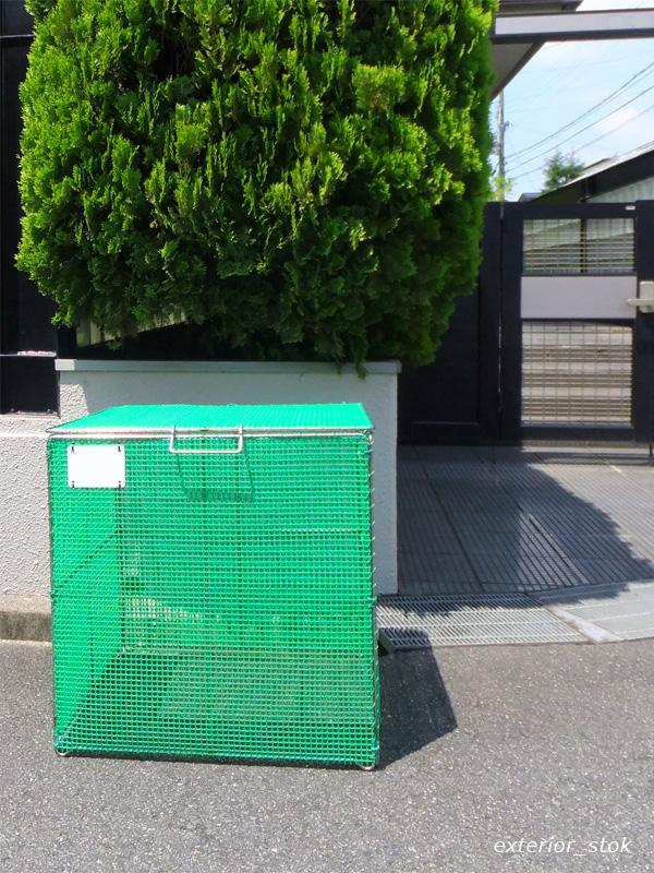 折り畳み式ゴミ収集ボックスK-60