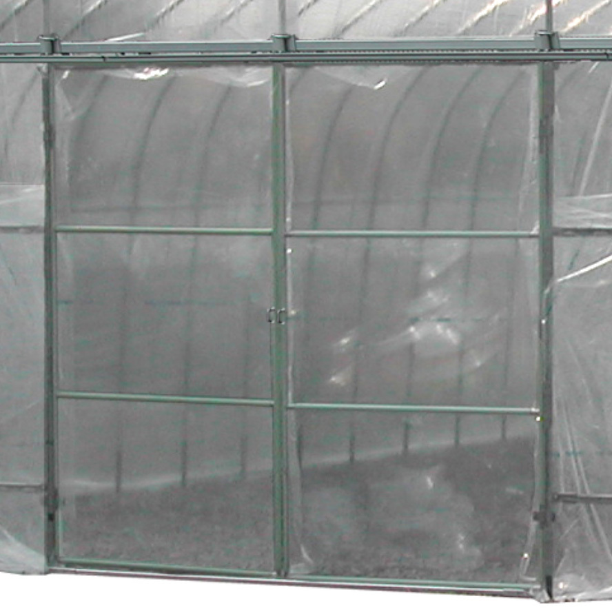 ビニールハウス 2枚スライド扉 17.3坪 大型タイプOH-5710