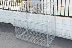 折り畳み式リサイクルボックスPP-860