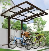 自転車置き場サイクルポート