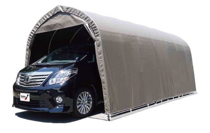 大型BOX用  ベース式車庫