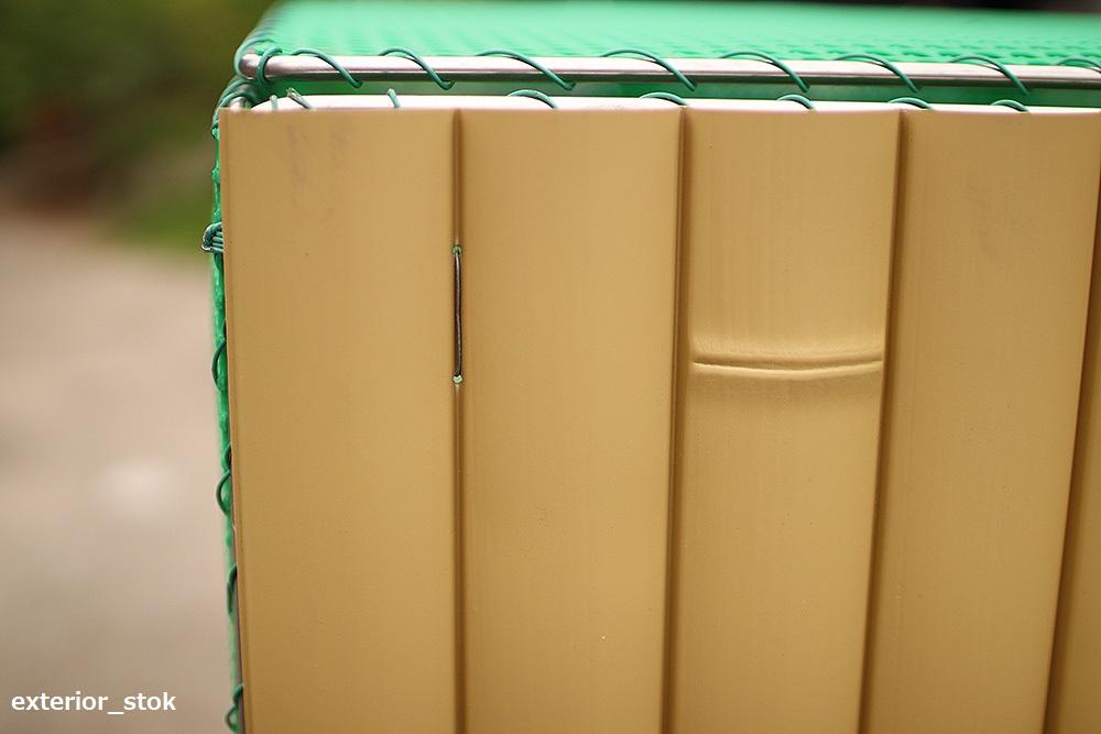 屋根材パネル 熱線遮断ポリカ(クリアマット2)