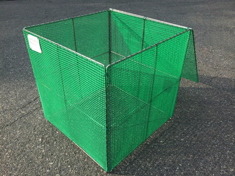 折り畳み式ごみ収集箱K-60