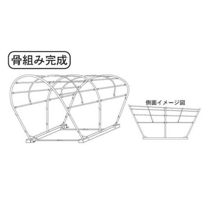 ラウンド形 PVCターポリン生地