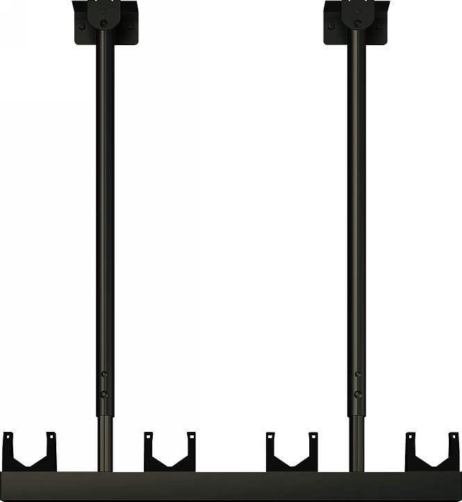 固定物干し 吊り下げ式2本1組ロングタイプ